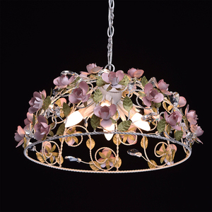 Chandelier Provence Flora 4 White - 421013604 small 3