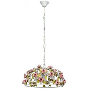 Chandelier Provence Flora 4 White - 421013604 small 0