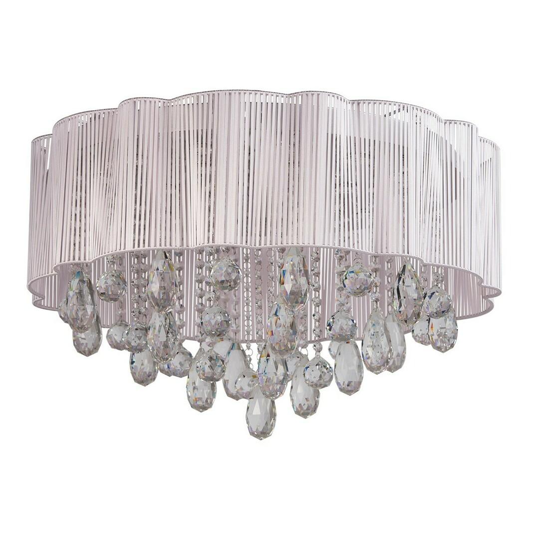 Hanging lamp Jacqueline Elegance 20 Chrome - 465012920