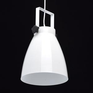 Hanging lamp Megapolis 1 White - 497011601 small 2