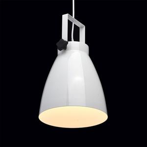 Hanging lamp Megapolis 1 White - 497011601 small 3