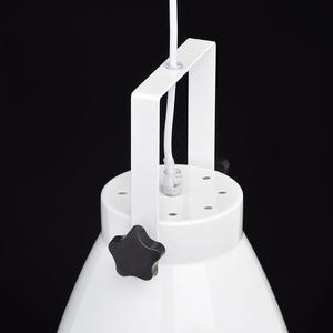 Hanging lamp Megapolis 1 White - 497011601 small 5