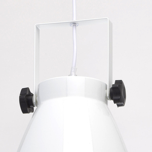 Hanging lamp Megapolis 1 White - 497011601 small 6