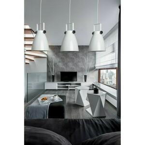 Hanging lamp Megapolis 1 White - 497011601 small 9