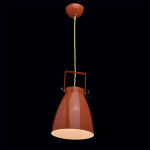 Hanging lamp Megapolis 1 Orange - 497011901 small 1