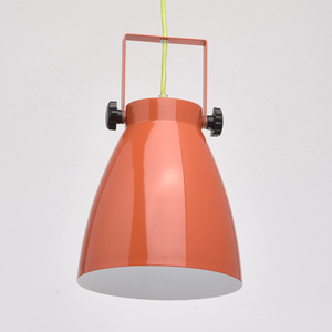 Hanging lamp Megapolis 1 Orange - 497011901 small 2