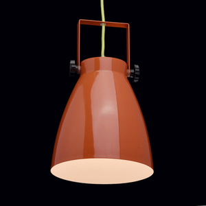 Hanging lamp Megapolis 1 Orange - 497011901 small 3