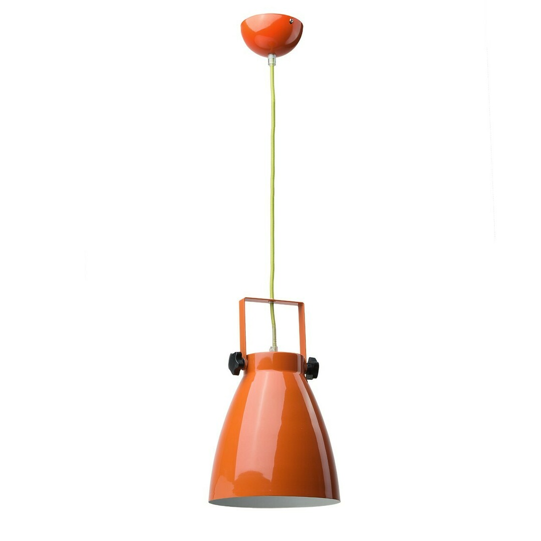 Hanging lamp Megapolis 1 Orange - 497011901