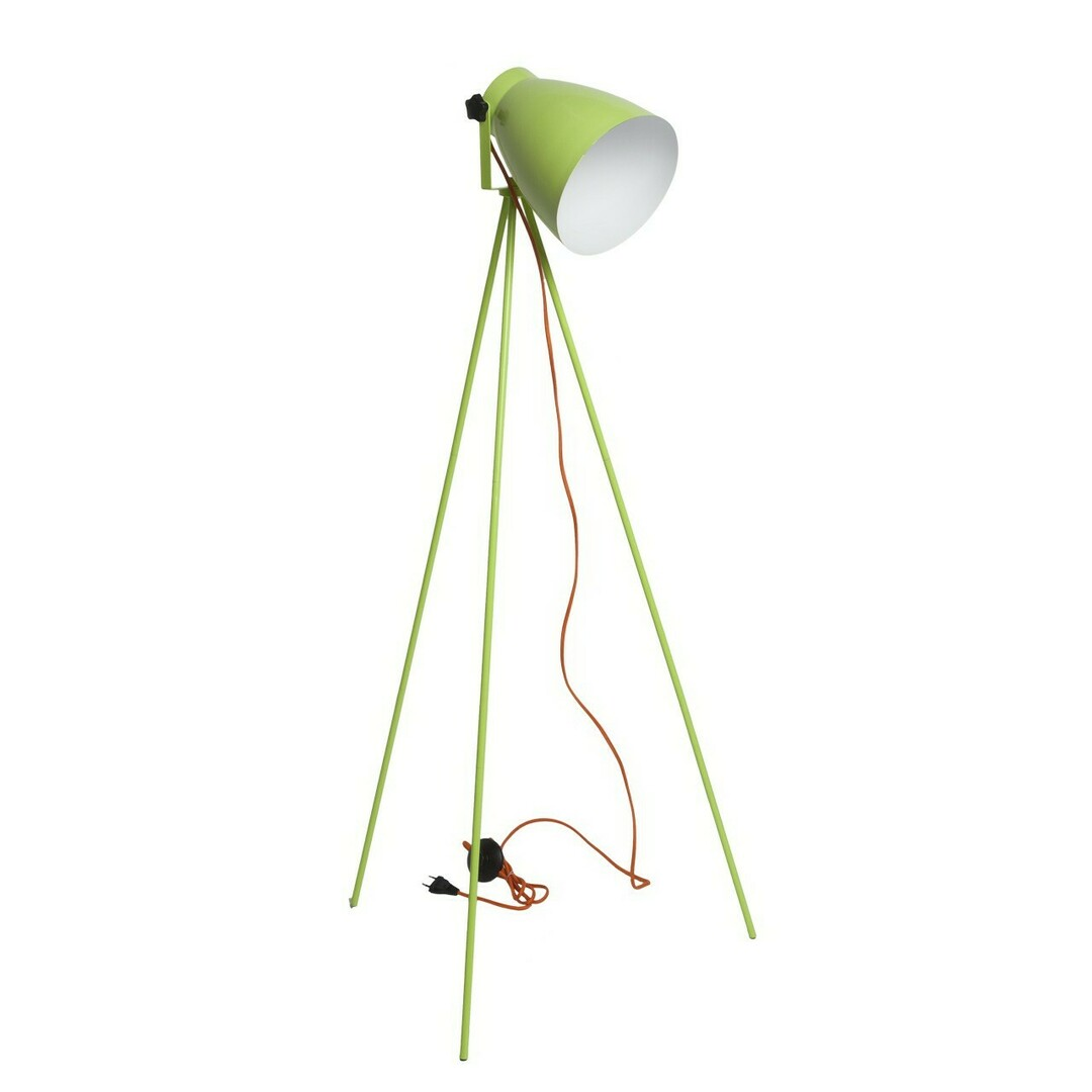 Floor Lamp Megapolis 1 Green - 497043001