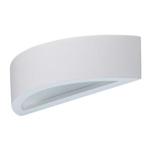 Baruth Techno 1 White Wall Lamp - 499021801 small 1