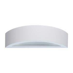 Baruth Techno 1 White Wall Lamp - 499021801 small 0