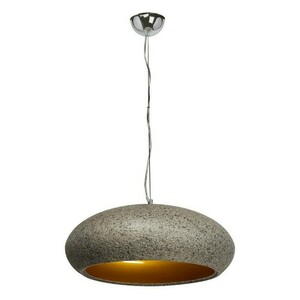 Hanging lamp Steinberg Megapolis 1 Chrome - 654010801 small 0