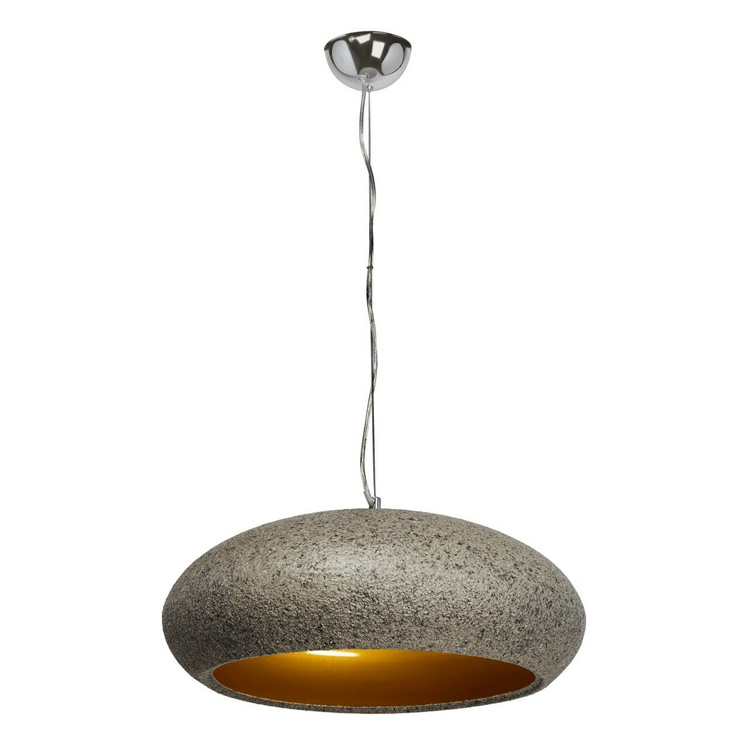 Hanging lamp Steinberg Megapolis 1 Chrome - 654010801