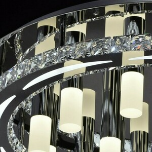 Techno 36 Chandelier Silver - 498010355 small 5