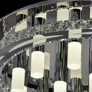Techno 36 Chandelier Silver - 498010355 small 6