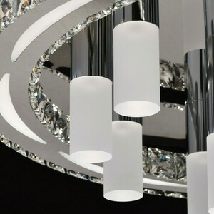 Techno 36 Chandelier Silver - 498010355 small 10