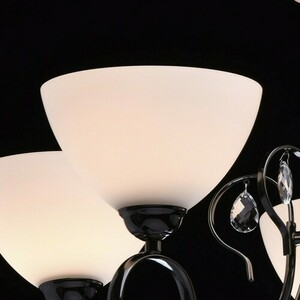 Hanging lamp Porto Megapolis 5 Chrome - 315011805 small 4