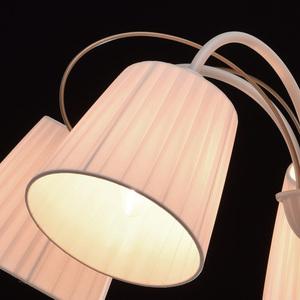 Hanging lamp Vitalina Elegance 5 Beige - 448010605 small 4