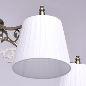 Hanging lamp Monica Classic 5 Brass - 372011105 small 3