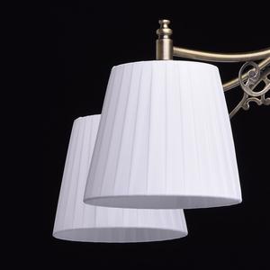 Hanging lamp Monica Classic 5 Brass - 372011105 small 5