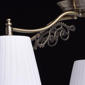 Hanging lamp Monica Classic 5 Brass - 372011105 small 6