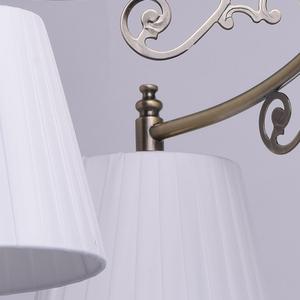 Hanging lamp Monica Classic 5 Brass - 372011105 small 7
