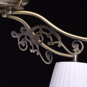 Hanging lamp Monica Classic 5 Brass - 372011105 small 8