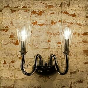 Wall lamp Ella Elegance 2 Black - 483020902 small 3