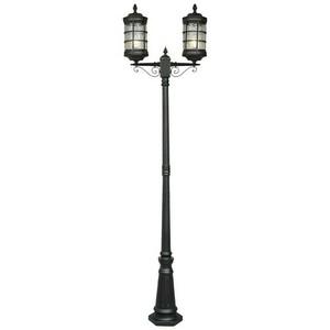 Garden lamp Donato Street 2 Black - 810040602 small 0
