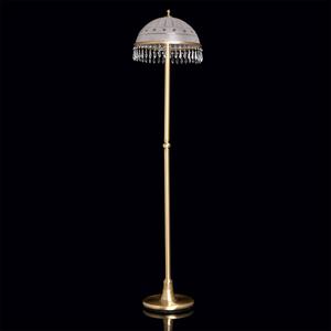 Floor Lamp Amanda Classic 2 Brass - 295046802 small 1