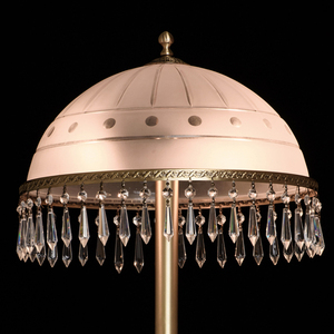 Floor Lamp Amanda Classic 2 Brass - 295046802 small 4