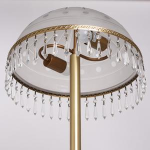 Floor Lamp Amanda Classic 2 Brass - 295046802 small 6