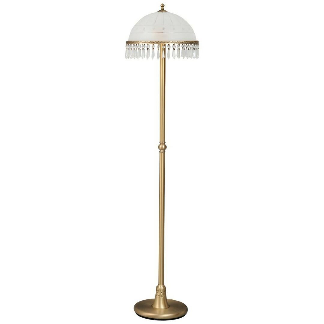 Floor Lamp Amanda Classic 2 Brass - 295046802