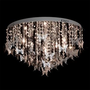 Hanging lamp Carmen Elegance 18 Chrome - 394010318 small 2