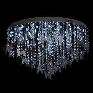 Hanging lamp Carmen Elegance 18 Chrome - 394010318 small 3