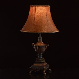Table Lamp Bologna Country 1 Brown - 254031601 small 1