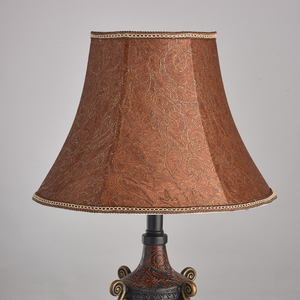 Table Lamp Bologna Country 1 Brown - 254031601 small 2
