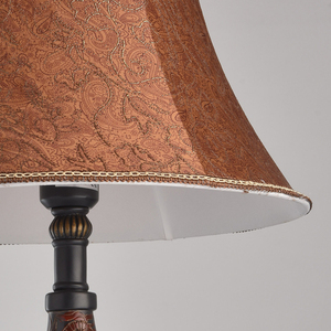 Table Lamp Bologna Country 1 Brown - 254031601 small 4