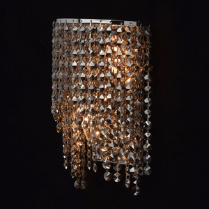 Wall lamp Venezia Crystal 2 Chrome - 464020802 small 1