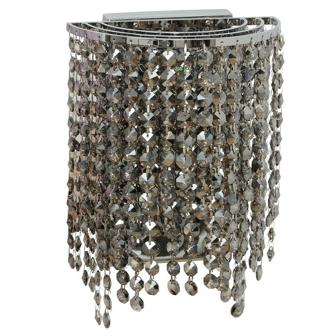 Wall lamp Venezia Crystal 2 Chrome - 464020802