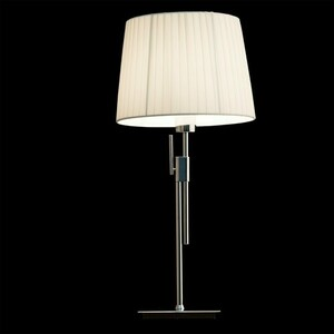 Table Lamp City Megapolis 1 Chrome - 634030301 small 1