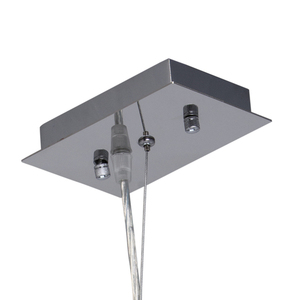 Hanging lamp Inessa Elegance 1 Chrome - 460010301 small 8