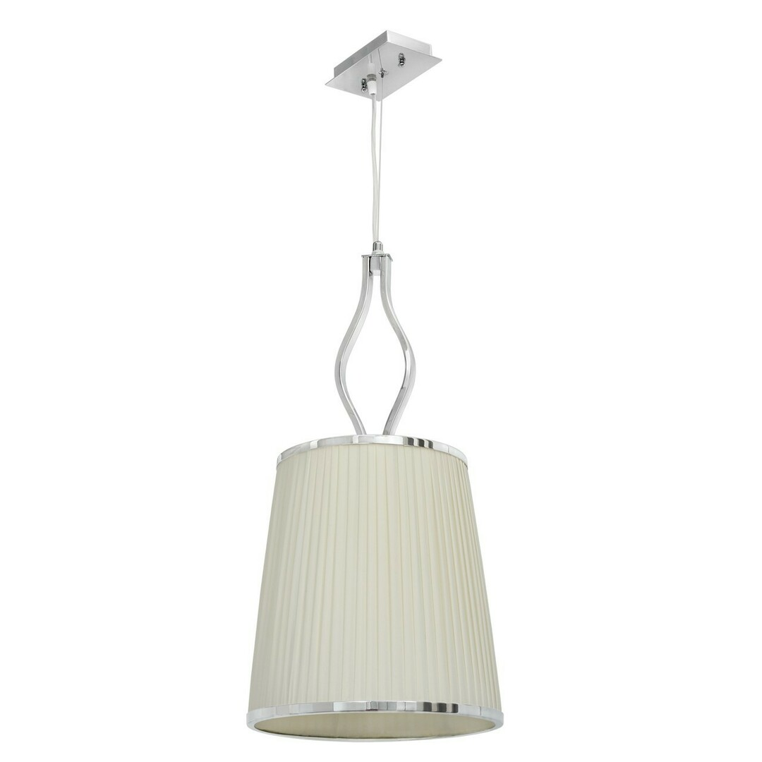 Hanging lamp Inessa Elegance 1 Chrome - 460010301