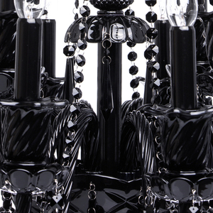 Barcelona Classic 18 Chandelier Black - 313010818 small 11