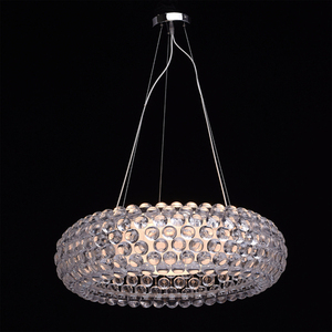 Chandelier Omega Megapolis 1 Chrome - 325013201 small 2