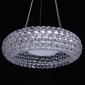 Chandelier Omega Megapolis 1 Chrome - 325013201 small 6