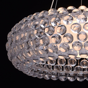 Chandelier Omega Megapolis 1 Chrome - 325013201 small 7