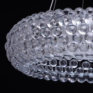 Chandelier Omega Megapolis 1 Chrome - 325013201 small 8