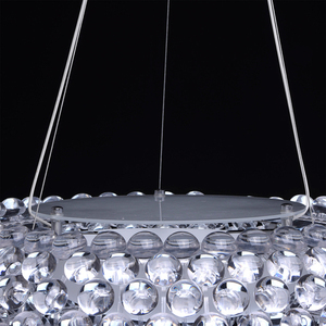 Chandelier Omega Megapolis 1 Chrome - 325013201 small 9