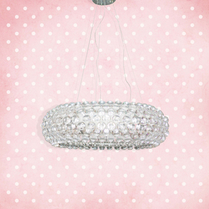 Chandelier Omega Megapolis 1 Chrome - 325013201 small 13
